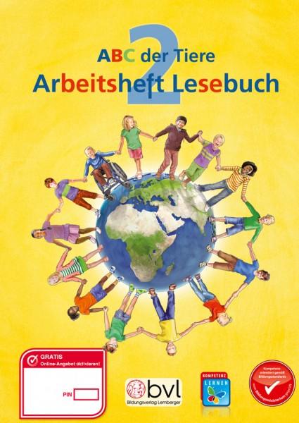 ABC der Tiere 2 - Schulbuch: Lesebuch: Arbeitsheft