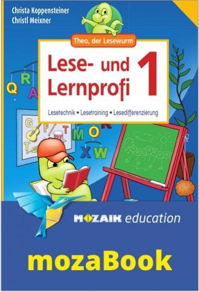 mozaBook - Lese- und Lernprofi 1 NEU - Schulbuch