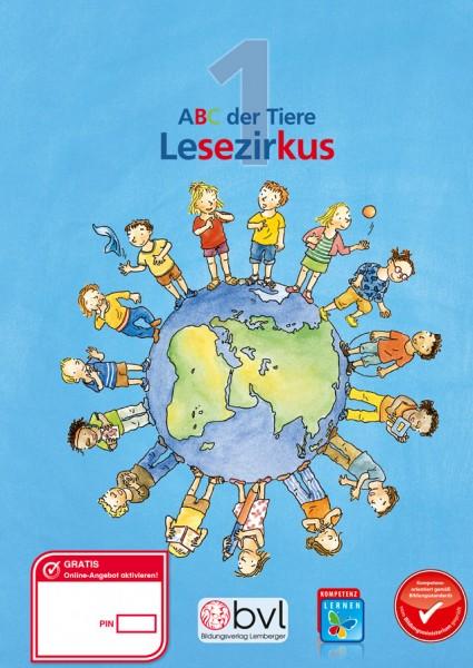 ABC der Tiere 1 - Schulbuch: Lesezirkus