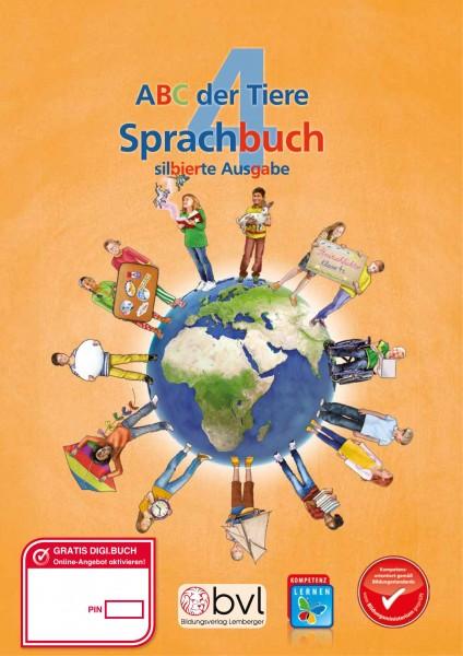 ABC der Tiere 4 - Schulbuch: Sprachbuch NEU - Silbenausgabe