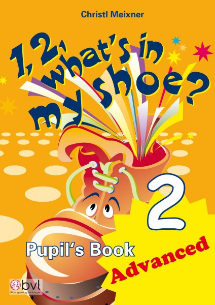 1,2, What's in my Shoe? - Pupil's Book 2 - Advanced