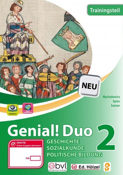 Genial! DUO Geschichte 2 - Trainings-Teil