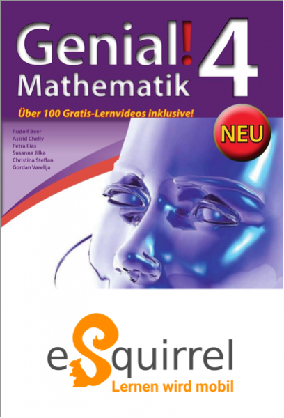 eSquirrel - Genial! Mathematik 4 - Schullizenz PLUS