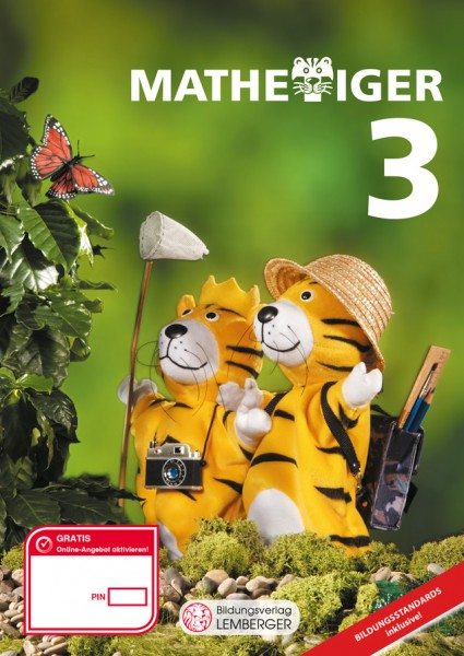 Mathetiger 3 - Schulbuch