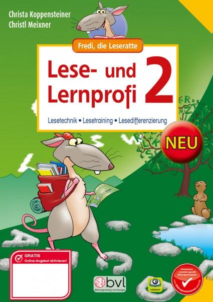 Lese- und Lernprofi 2 - Schulbuch