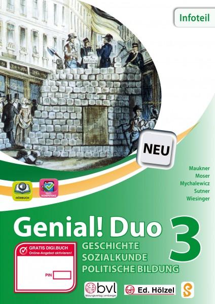 Genial! DUO Geschichte 3 - Info-Teil