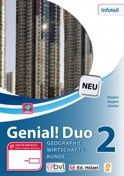 Genial! DUO Geographie/Wirtschaftskunde 2 - Info-Teil