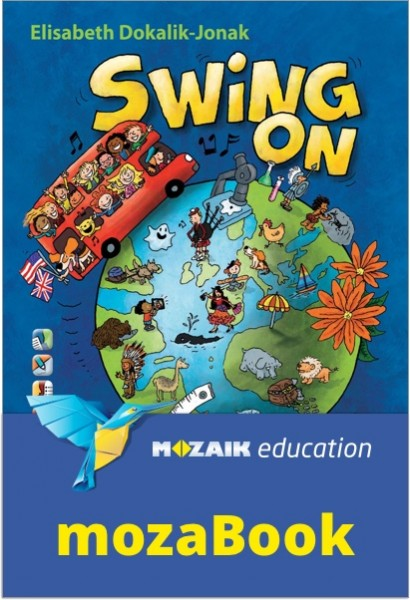 mozaBook - SWING ON the Bus around the World 4 - Pupil's book