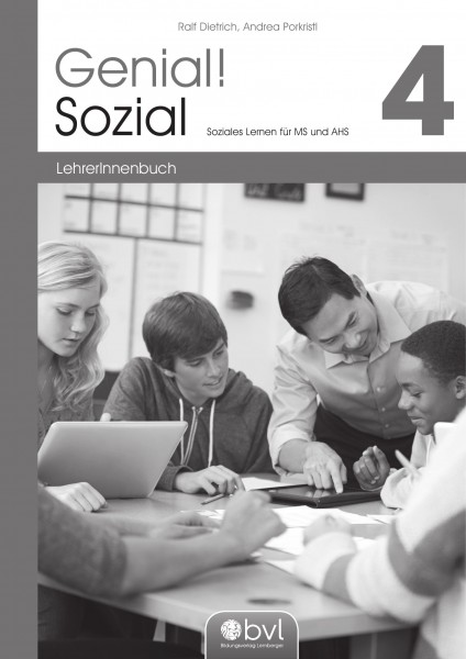 Genial! sozial 4 - LehrerInnenbuch