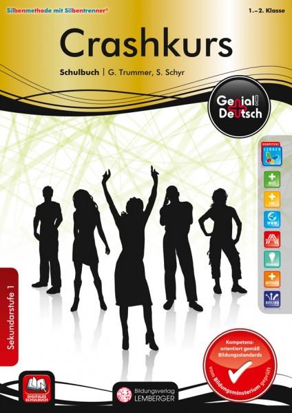 Genial! Deutsch - Crashkurs Lesen: Schulbuch Basic Edition (mit Lösungsheft)