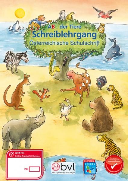 ABC der Tiere 1 - Schulbuch: Schreiblehrgang Österreichische Schulschrift 95