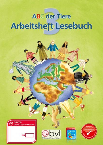 ABC der Tiere 3 - Schulbuch: Lesebuch Arbeitsheft