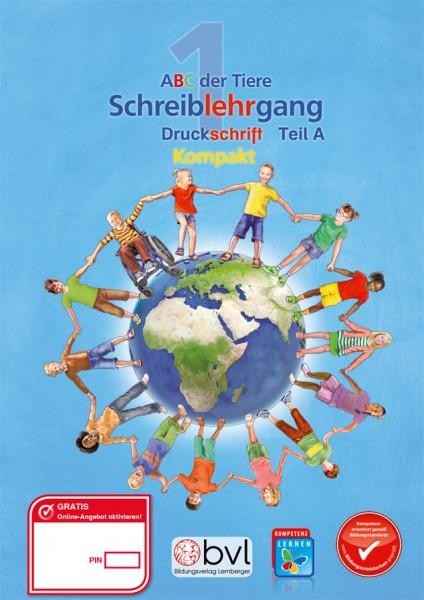 ABC der Tiere 1 - Schulbuch Kompaktausgabe: Schreiblehrgang - Teil A