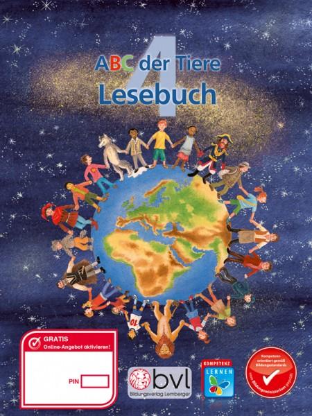 ABC der Tiere 4 - Schulbuch: Lesebuch