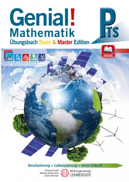 Genial! Mathematik PTS - Übungsteil Basic + Master Edition