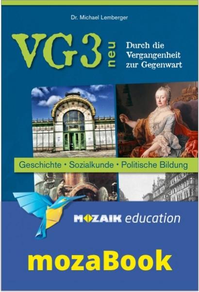 mozaBook - VG 3 neu - Schulbuch