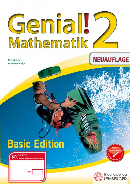 Genial! Mathematik 2 - Übungsteil IKT NEU: Basic Edition