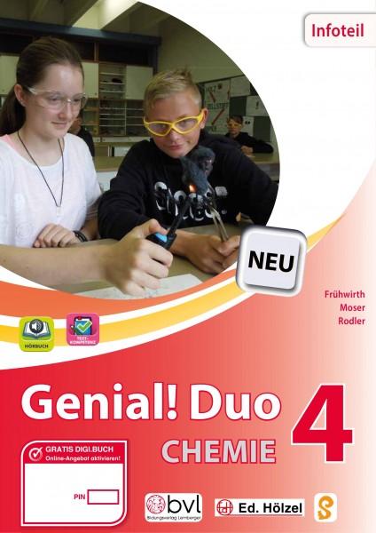 Genial! DUO Chemie 4 - Info-Teil