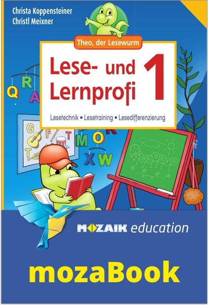 mozabook lese und lernprofi 1 neu schulbuch der