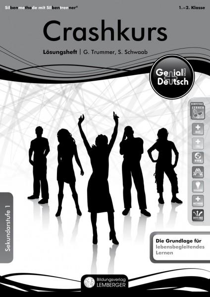 Genial! Deutsch - Crashkurs Lesen: Schulbuch Basic Edition - Lösungsheft