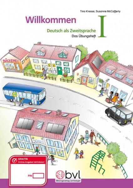 Willkommen – Deutsch als Zweitsprache I (inkl Beilage: Wörterliste)