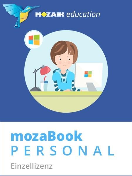 mozaBook PERSONAL