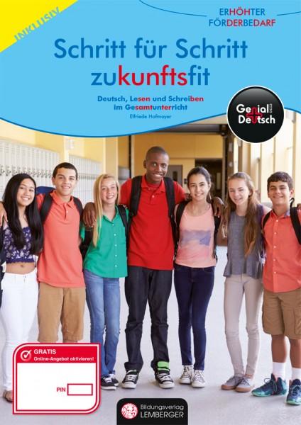 Genial! Deutsch: Deutsch, Lesen und Schreiben im Gesamtunterricht (mit Beiheft)