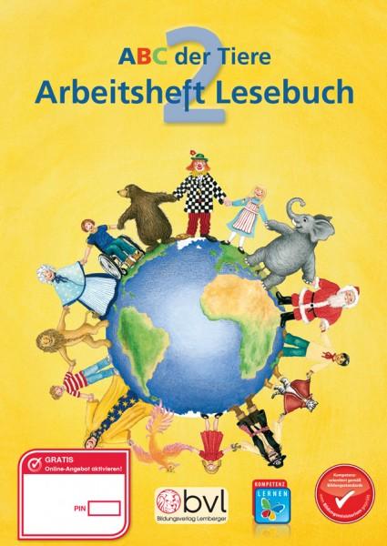 ABC der Tiere 2 - Schulbuch: Arbeitsheft - Lesebuch