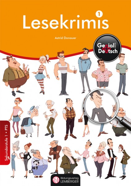 Genial! Deutsch - Lesekrimis 1