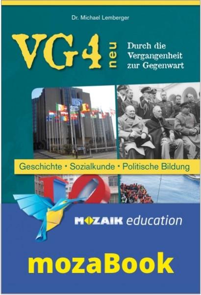 mozaBook - VG 4 neu - Schulbuch