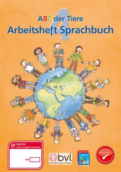 ABC der Tiere 4 - Schulbuch: Sprachbuch Arbeitsheft