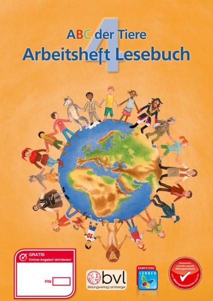 ABC der Tiere 4 - Schulbuch: Lesebuch Arbeitsheft