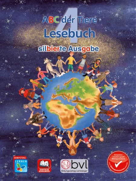 ABC der Tiere 4 - Schulbuch: Lesebuch - Silbenausgabe