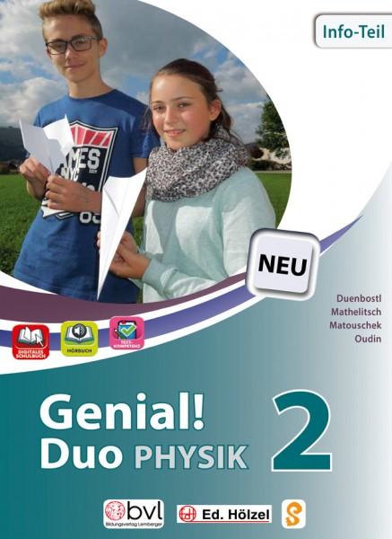 Genial! DUO Physik 2 - Info-Teil