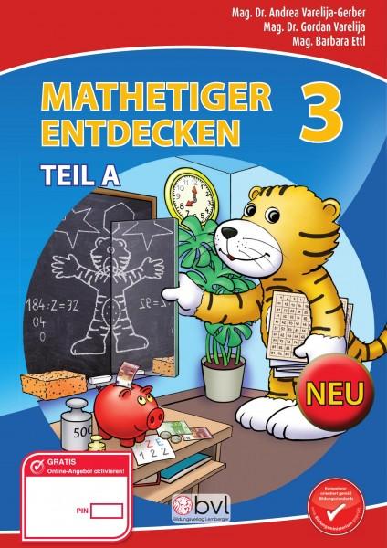 Mathetiger 3 - Schulbuch (SET, 2-teilig)