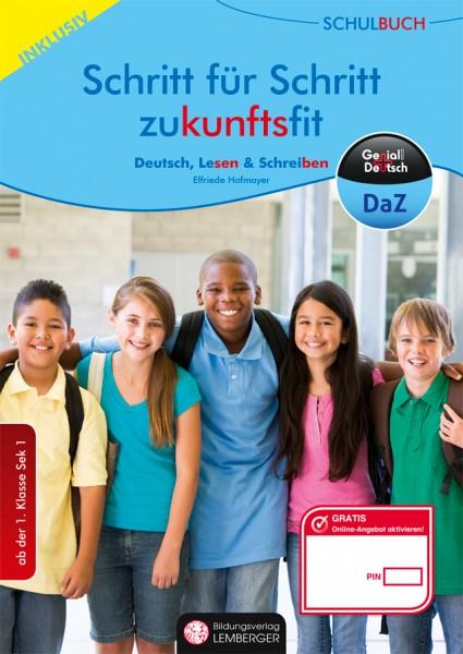 Genial! Deutsch DAZ - Schritt für Schritt zukunftsfit - Schulbuch