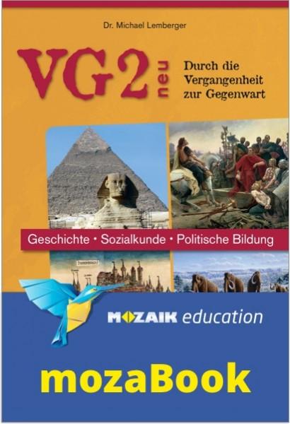 mozaBook - VG 2 neu - Schulbuch