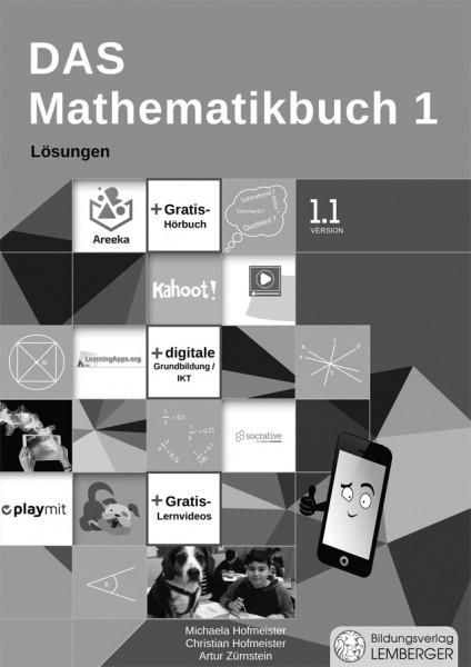 Das Mathematikbuch 1 - Schulbuch IKT_Version 1.1 - Lösungen