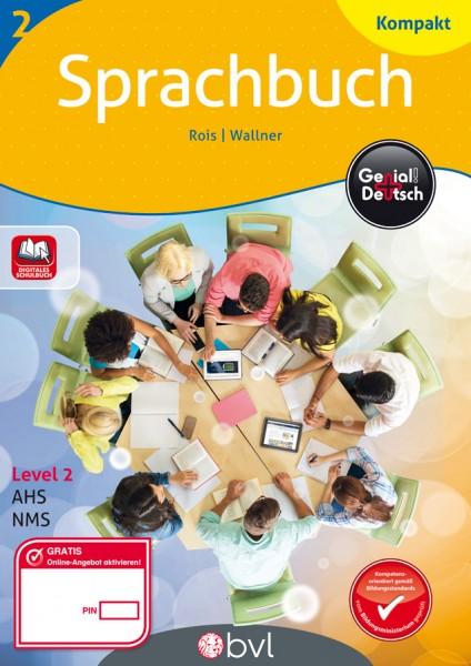 Genial! Deutsch 2 - Sprachbuch: Kompaktausgabe