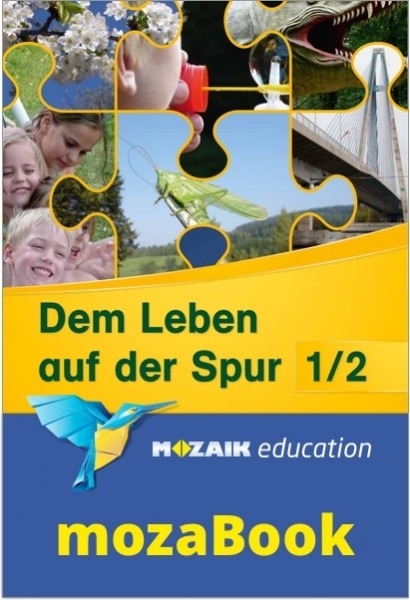 mozaBook - Dem Leben auf der Spur 1/2, Schulbuch