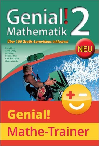 KOMBI Genial! Mathematik 2 + Genial! Mathe-Trainer Jahresabo