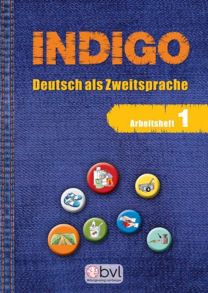 INDIGO - Silben-Themen-Wörterbuch: Arbeitsheft - Deutsch als Zweitsprache