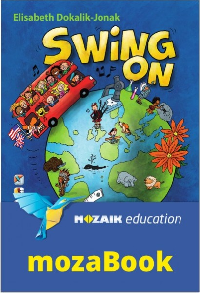 mozaBook - SWING ON the Bus around the World 1 - Pupil's book