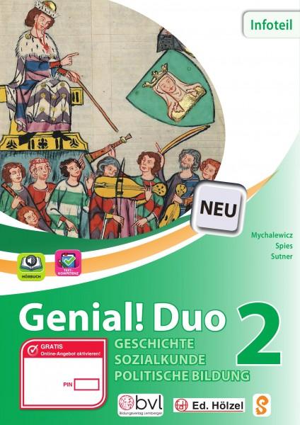 Genial! DUO Geschichte 2 - Info-Teil