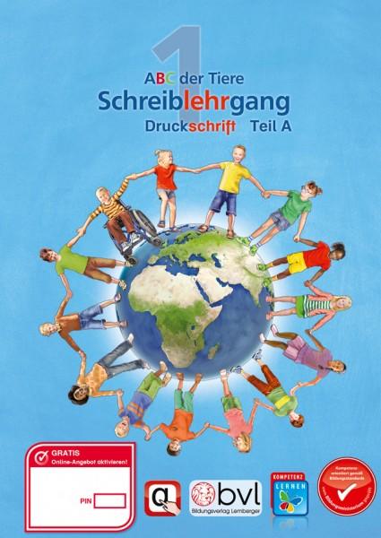 ABC der Tiere 1 - Schulbuch: Schreiblehrgang - Teil A (1. Semester)