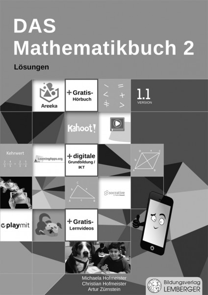 Das Mathematikbuch 2 - Schulbuch IKT_Version 1.1 - Lösungen