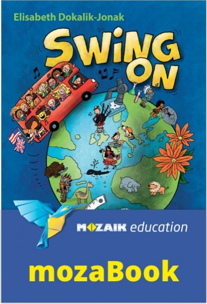 mozaBook - SWING ON the Bus around the World 2 - Pupil's book