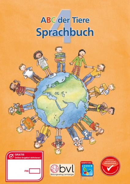 ABC der Tiere 4 - Schulbuch: Sprachbuch