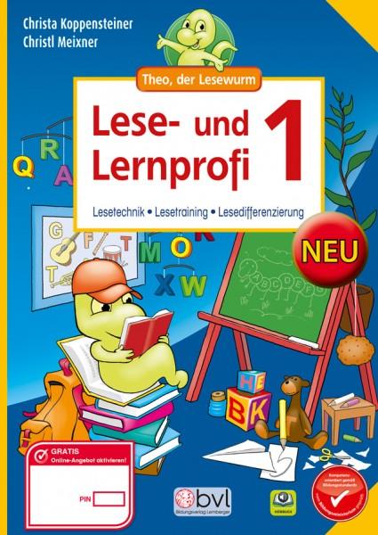 Lese- und Lernprofi 1 - Schulbuch