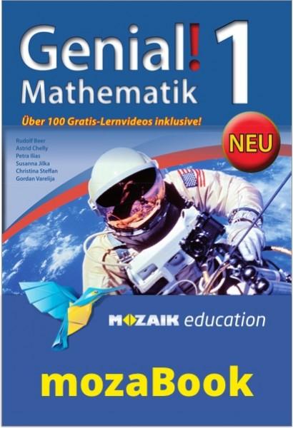 mozaBook - Genial! Mathematik 1